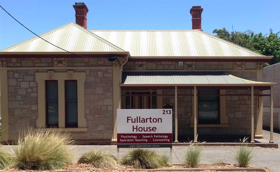 Fullarton House